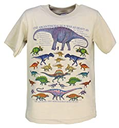 Boys' Dinosaur  T-Shirt