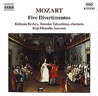 Mozart: Five Divertimentos