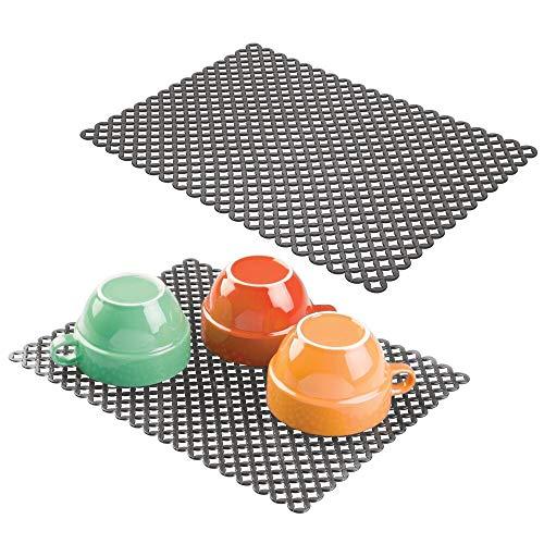 mDesign Schutzmatte für Küchenspüle,...