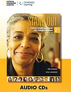 STAND OUT 2 AUDIO CDS 3rd Ed