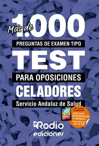 Más de mil preguntas de examen tipo TEST para oposiciones.