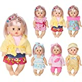 Huang Cheng Toys 12 PCS 12 Inch Doll Clothes...