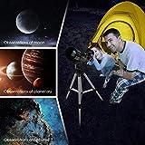Zoom IMG-1 intey telescopio astronomico rifrazione con