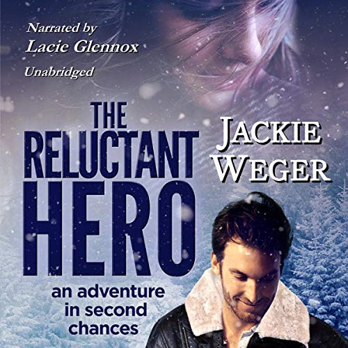 The Reluctant Hero audiobook cover art