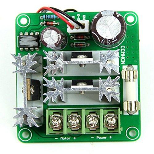 Demarkt CCMHCN DC regelaar pwm DC toerentalregelaar PLC 6V12V36V60V90V15A