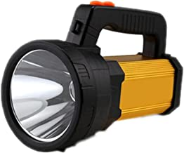 OMKMNOE LED Zaklamp USB Oplaadbare Draagbare Licht Camping Zaklamp Camping Waterdichte LED Afstandsbediening Verlichting O...