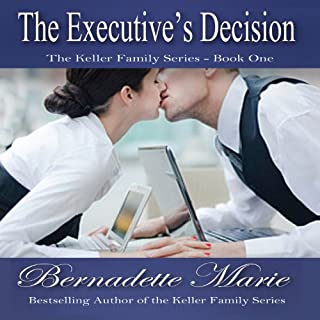The Executive's Decision audiobook cover art