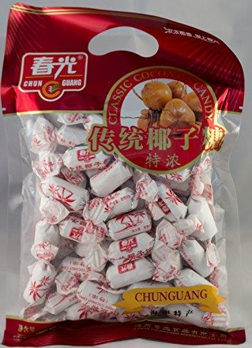 Chun Guang Classic Creamy Coconut Candy 250g 8.8 oz 36 pcs From China
