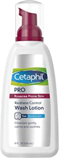 Cetaphil PRO Sensitive Cleansing Facial Wash   236 ml   for Redness or Rosacea Prone Skin   Dermatologically d