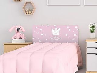 Cabecero Cama Pegasus Infantil Little Princess 135x60cm | Disponible en Varias Medidas | Cabecero Ligero, Elegante, Resistente y Económico