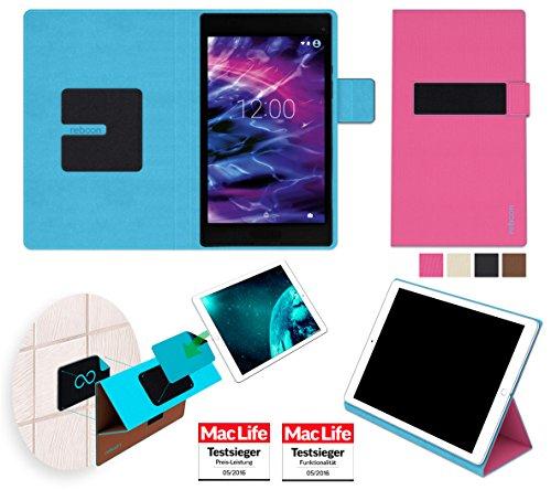 Hülle für Medion Lifetab P8312 Tasche Cover Hülle Bumper | in Pink | Testsieger