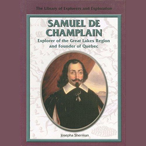 Samuel De Champlain audiobook cover art