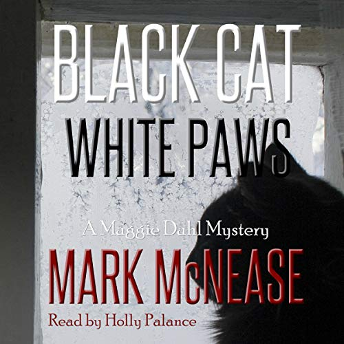 Couverture de Black Cat White Paws