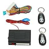 KKmoon Kit de commande à distance pour fermeture des portes de l'automobile, système d'entrée sans clef Kit 3