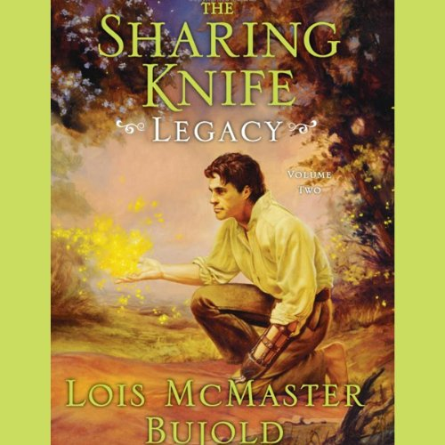 The Sharing Knife, Volume 2 audiobook cover art