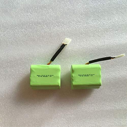 Metermall Home 2 stks/set 4500 mah 7.2 V Stofzuiger Batterij voor Neato XV-11 XV-12 XV-14 XV-15 XV-21 XV-28Pr Robot
