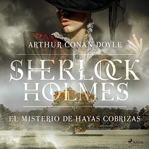 El misterio de Hayas Cobrizas cover art