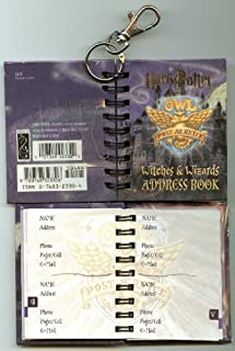 Harry Potter: Wizards and Witches with Other and Key Chain (Harry Potter Backpack Books)