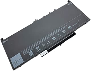 Kreen J60J5 7.6V 55Wh New Laptop Battery for Dell Latitude E7270 E7470 Series 1W2Y2 242WD J60J5 MC34Y - 12 Months Warranty