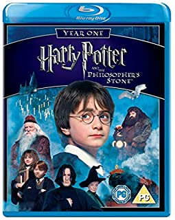 Harry Potter And The Philosopher's Stone [Blu-ray] [2001] [Region Free] (B00288A1MO) | Amazon price tracker / tracking, Amazon price history charts, Amazon price watches, Amazon price drop alerts