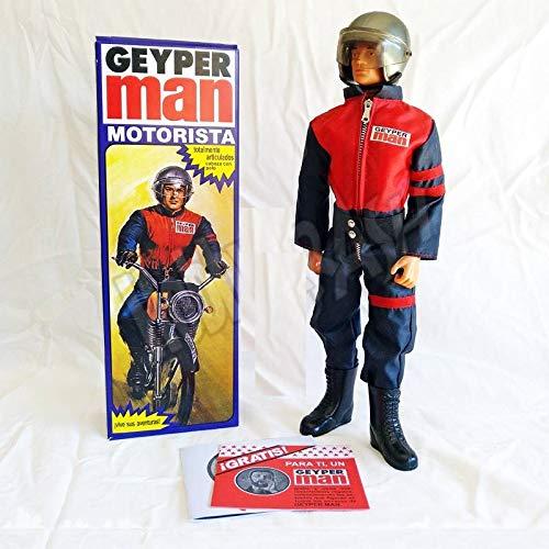 Geyperman Motorista