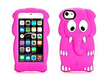 Griffin Kazoo for iPod Touch  5th gen  Pink Elephant