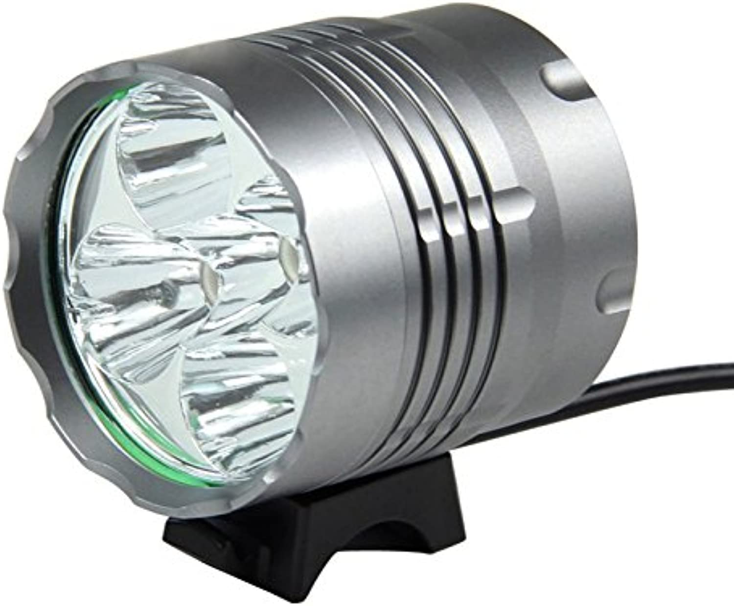 NACOLA Bike Front Light Ultra Bright 8000LM T6 LED Mountain Bicycle HeadLight