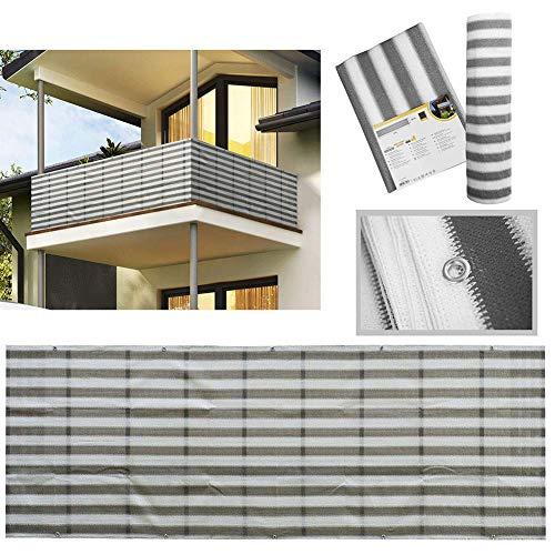 HAOMENGG Velas de Sombra, Redes de cerramiento, balcón para el hogar, Pantalla...
