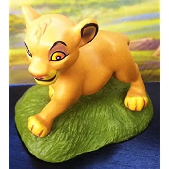 12pcs Movie The Lion King Simba Cake Toppers Action Figure Doll Set Kid Toy Gift