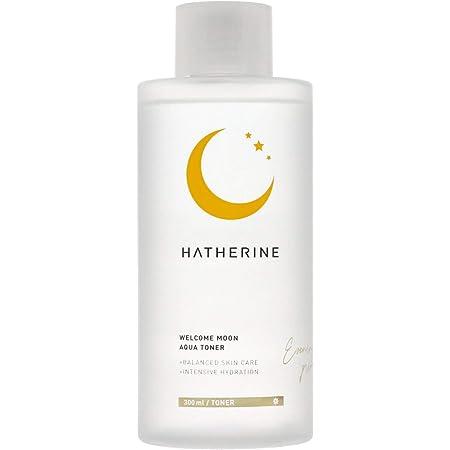 HATHERINE(へサリン) ウェルカムムーン アクアトナー (化粧水) 300ml