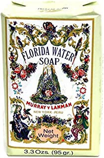 Florida Water Bar Soap 3.3 oz by Florida Water