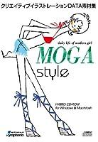 MOGA style(モガ・スタイル) | 現代に生きる若い女性をイメージした使用権フリー高品位JPG画像集