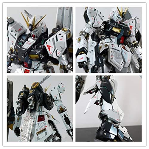 Metal Modified Parts Set Fits Bandai Hobby MG 1/100 RX-93 Nu V Gundam Ver.Ka Gunpla