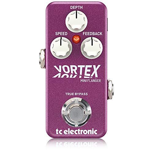 TC Electronic Vortex Mini Flanger Guitar Effect...