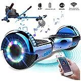 Mega Motion Hoverboard self balance scooter Gyropode avec Bluetooth et Parleur Gyropode