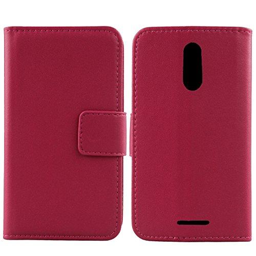 Gukas Design Echt Leder Tasche Für Gigaset GS160 5