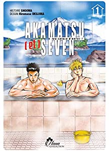 Akamatsu (et) Seven - Les colocs d'enfer ! Edition simple Tome 1