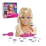 Famosa- Busto Barbie Básico Fashionistas, incluye 20 accesorios (BAR28000)