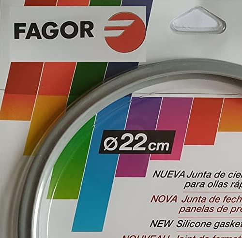 ALGOMAS® Junta de olla rápida FAGOR 22cm de diámetro