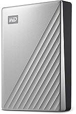 WD my Passport Ultra for Mac, 5Tb, USB-C-fähig, silber©Amazon