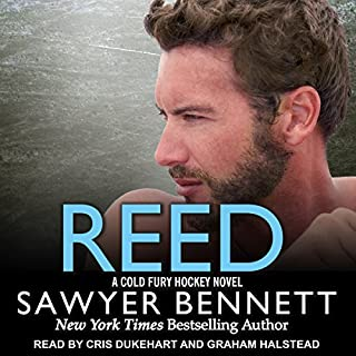 Reed     Cold Fury Hockey Series, Book 10              Written by:                                                                                                                                 Sawyer Bennett                               Narrated by:                                                                                                                                 Cris Dukehart,                                                                                        Graham Halstead                      Length: 5 hrs and 41 mins     Not rated yet     Overall 0.0