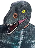 Jurassic World Fallen Kingdom Blue Velociraptor 3/4 Adult Costume Mask