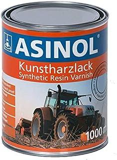 ASINOL UNIMOG GRÜN (DB 6286) 1.000ml Lack FARBE Kunstharzlack