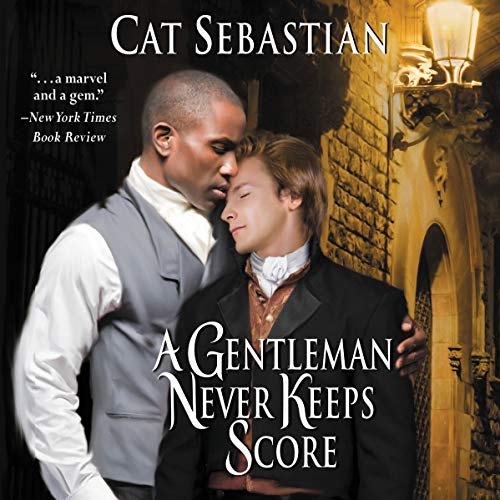 Couverture de A Gentleman Never Keeps Score