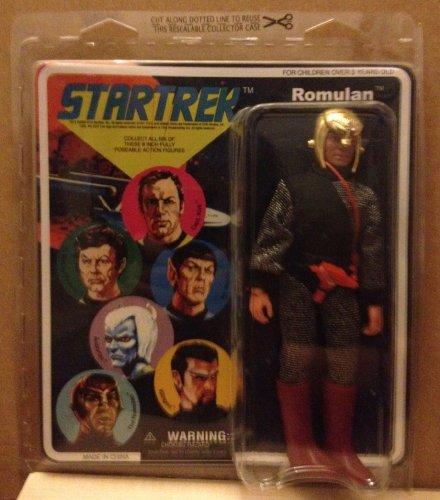 Star Trek Retro Collector Series 1 Action Figure - Romulan