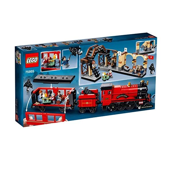 LEGO-Harry-Potter-Espresso-per-Hogwarts-Multicolore-75955