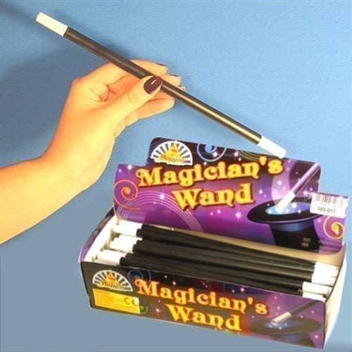 Playwrite Zauberei Magisch Magier Zauberstab Tricks Kinder-Party Spaß Kostüm