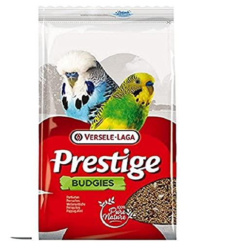 Versele Laga Mangime per uccelli ondulati, 4 kg, confezione da 1 (1 x 4 kg)