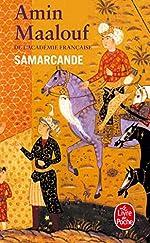 Samarcande d'Amin Maalouf
