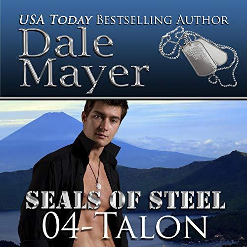 Talon audiobook cover art